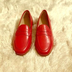 Ryan Penny Loafers - Leather